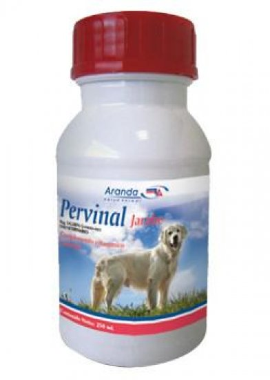 Pervinal Syrup - Vitamins and Calcium 100ml.