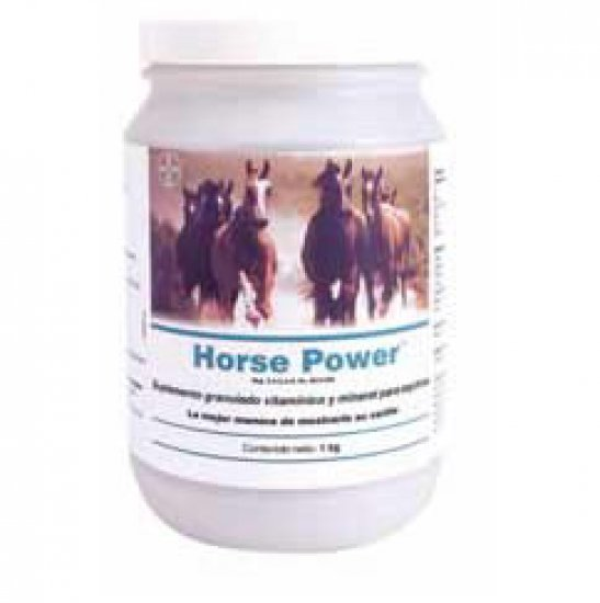 Horse Power  1kg - Vitamins and Minerals
