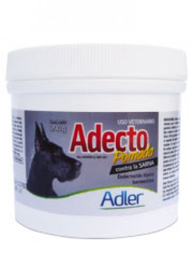 Adecto Ointment - Ivermectin and Sulfer 200 Grms.